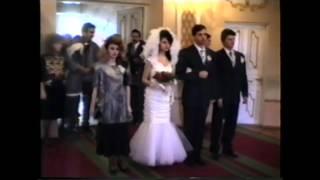 20 лет свадьбы ч.3
