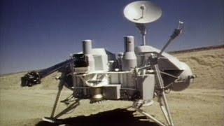 First U.S. Spacecraft on Mars