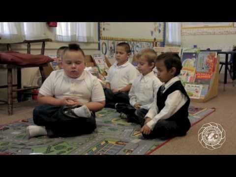 Kids and Meditation