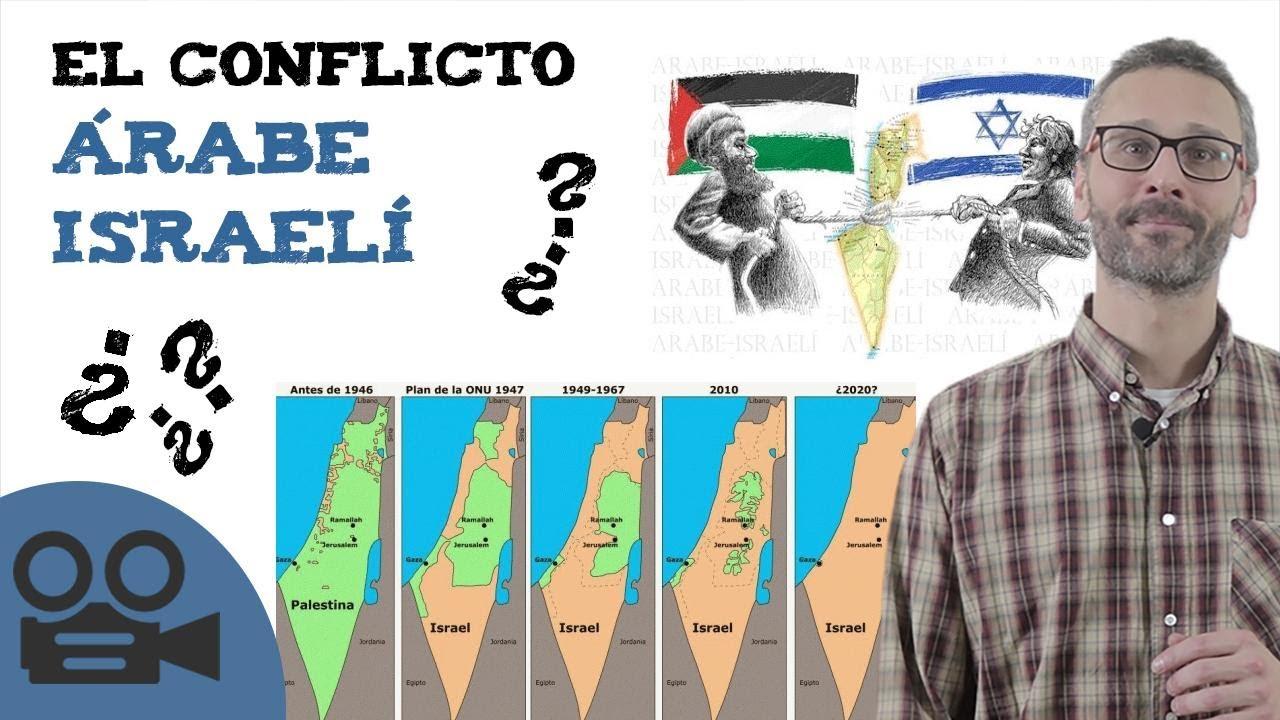 Download El conflicto árabe israelí