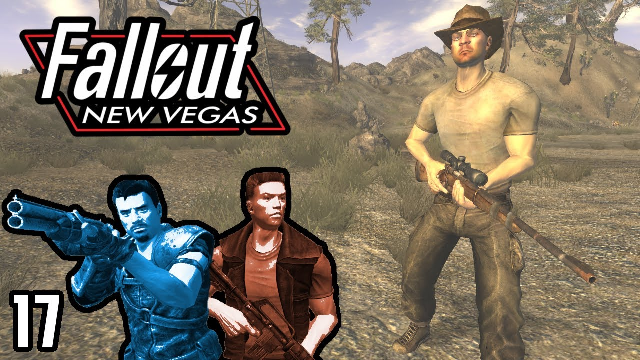 Fallout New Vegas - Vincent Vincent