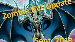 Yugioh Zombie XYZ Deck Update (September 2013)