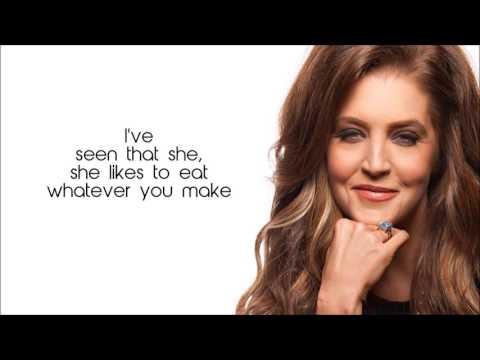 Lisa Marie Presley - Over Me (Lyrics)