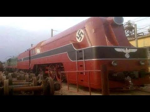 Legend of the Nazi Gold Train - Science Channel - Secrets of the Underground '17