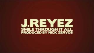 J-REYEZ - SMILE THROUGH IT ALL (Typography Animation) thumbnail