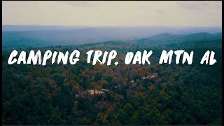 Camping Trip Oak Mountain Alabama