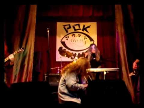 """Концерт в городе Клин рок-группа """"КАЛАШНИКОВ"""" 2011"""