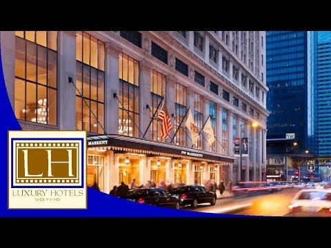 Luxury Hotels - JW Marriott - Chicago (IL)