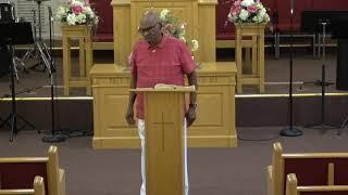 GCC Bible Study - May 10, 2021