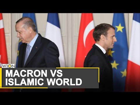 Erdogan Backs Calls To Boycott France, Hurls Insults At Macron | World News | WION News