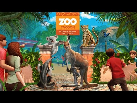 Zoo Tycoon Speed Test Découverte Sur PC