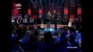 sinan özen nejat alp ibrahim tatlıses şarkısı gülüm benim gecenin ışıltısı 01.02.2013