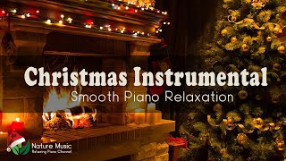 Christmas Relaxation: Piano Christmas Background Music  Smooth Winter Jazz for Study, Work