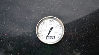 Weber Thermometer Installation Diy