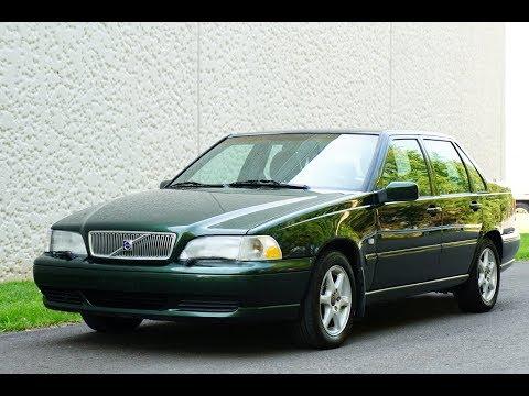 1999 Volvo S70 Sedan Green Youtube