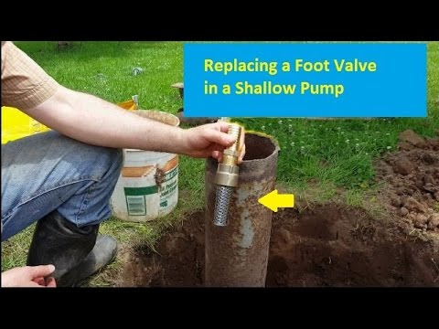 Replacing a well foot valve youtube replacing a well foot valve publicscrutiny Image collections