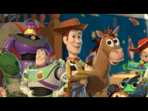 Toy Story Full Movie Game Disney Games Gameplay Episode