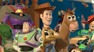 Toy Story Full Movie Game Disney Games | Gameplay Episode 1 Hd