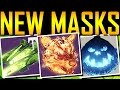 Destiny - NEW MASKS! NEW SPARROW! NEW EMBLEMS!