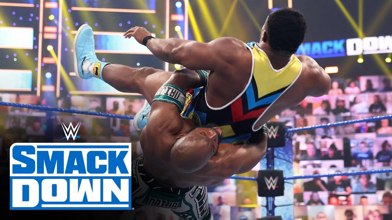 Download Intercontinental Championship Fatal 4-Way Match: SmackDown, May 21, 2021