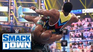 Intercontinental Championship Fatal 4-Way Match: SmackDown, May 21, 2021