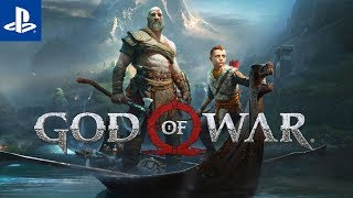 God Of War #13 Droga w górę   PS4   Gameplay  
