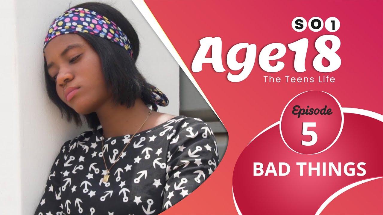 AGE 18 Series | Season 1| Episode 05 | (Ghallywood Series) Ghana Series