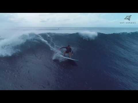台風15号 9月8日(日) 12:00 サーフィン 鵠沼海岸 江の島 湘南 波情報 ドローン空撮