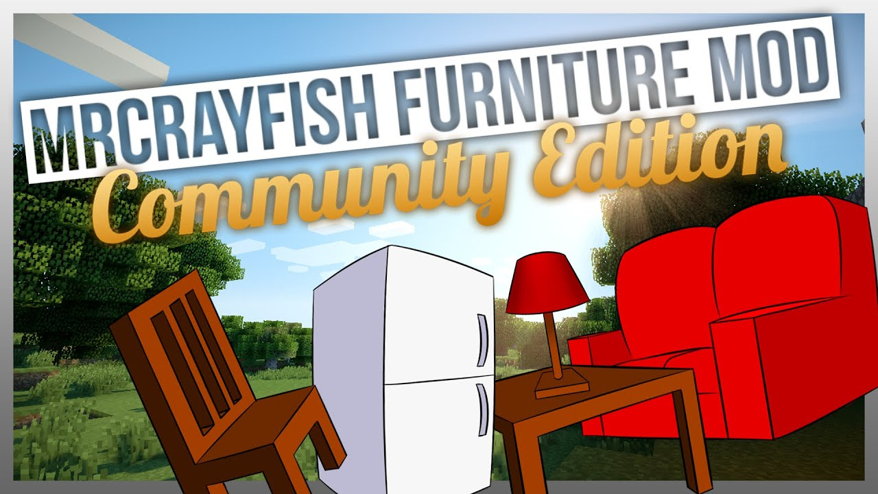 how to get mrcrayfish furniture mod no adfly