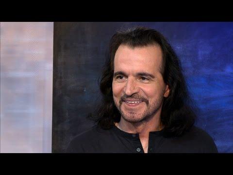 Yanni Discusses Tour And Latest Album 'Inspirato'