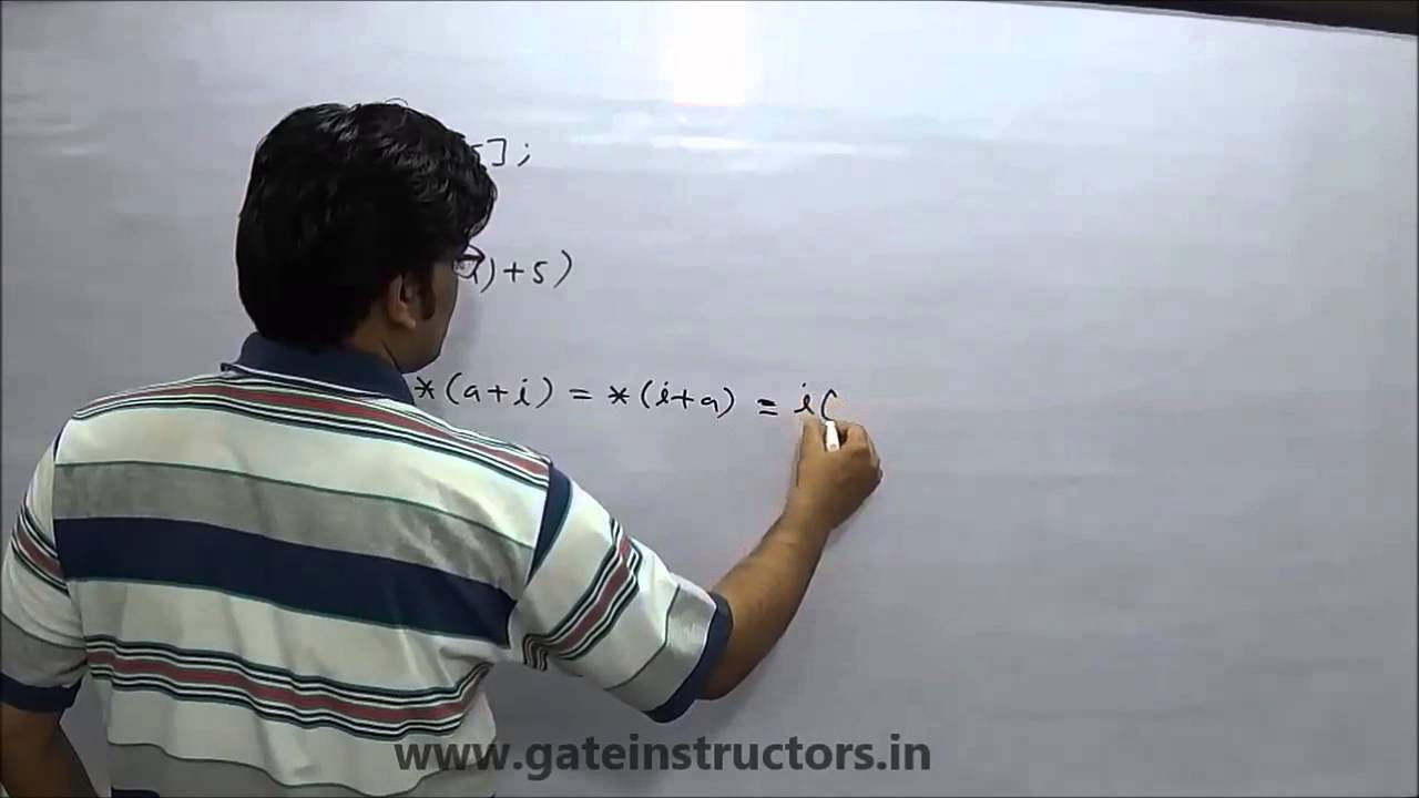 Recognition Of Tokens Lexical Analysis Compiler Design Video Lectures For Iit Gate 42 Youtube