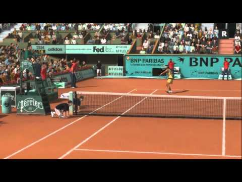 Top Spin 4: Serena Williams vs. Ana Ivanovic