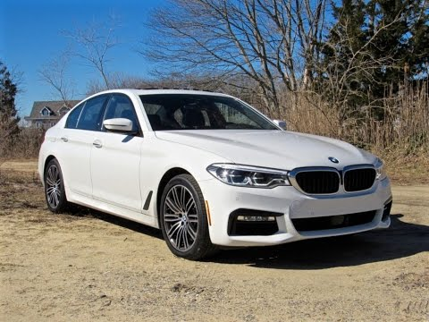 2017 Bmw 530i M Sport Package Test Drive And Review