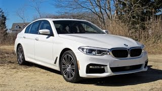 2017 BMW 530i M Sport Package - Test Drive and Review