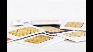 Gold Recovery From SIM, TV, and Credit Cards with AP