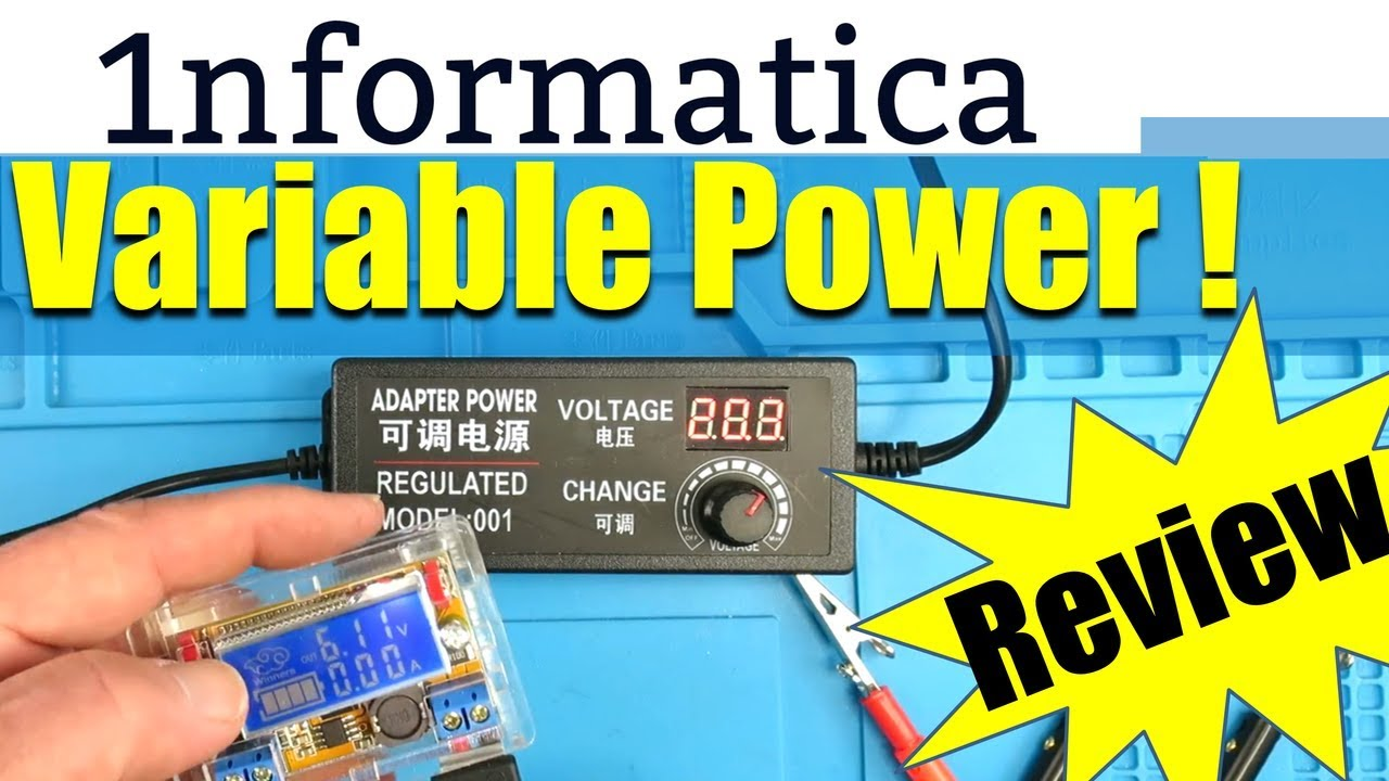 Adjustable 3 Amp Power Supply Ideal For Hobbyists Banggood Product Variable Regulated Review