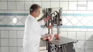 видео Пилы для мяса Apach