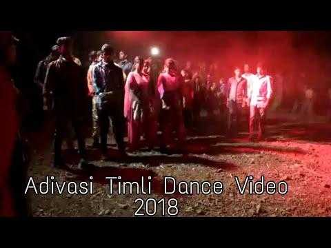 Adivasi Timli Dance Video 2018   Adivasi Marriage Alirajpur Jhabua MP