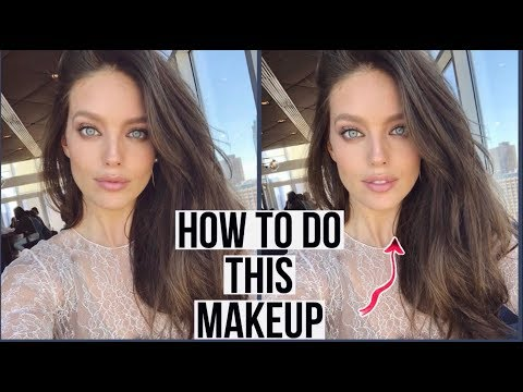 100K Instagram Likes Look   How To With  Erin Parsons + Emily DiDonato