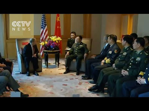 China, US sign military-to-military deal to expand cooperation