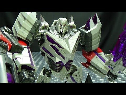 Planet X PLUTO (Fall of Cybertron Megatron): EmGo's Transformers Reviews N' Stuff
