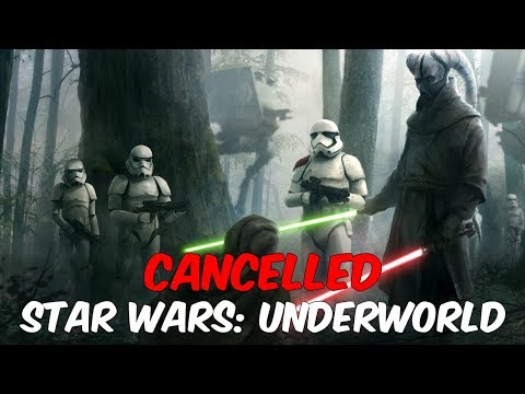 Star Wars Underworld: The Cancelled Star Wars TV Show | Cutshort