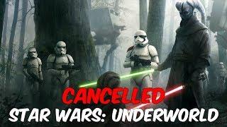 Star Wars Underworld: The Cancelled Star Wars TV Show   Cutshort streaming