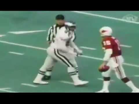 Reggie White Talking Jesus & Sacking Quarterbacks