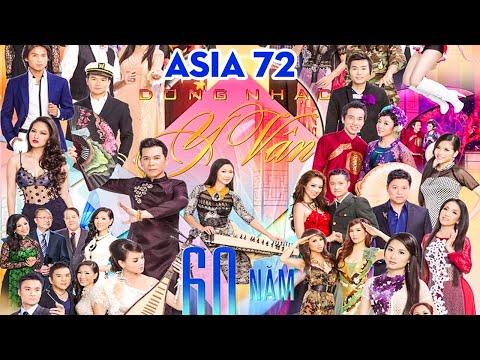 ASIA 72 FullShow - Dòng Nhạc Y Vân: 60 Năm Cuộc Đời | Thanh Thuý, Đan Nguyên, Hoàng Thục Linh ...