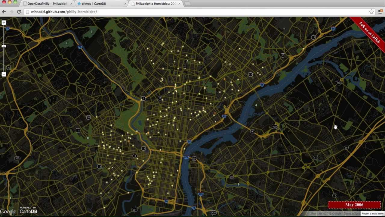 Urban Storytelling with Open Data | Civic Innovations