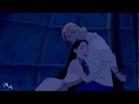 Pocahontas - John Smith's arresting (Swedish)