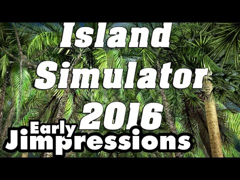ISLAND SIMULATOR 2016 - The Quest For Milk