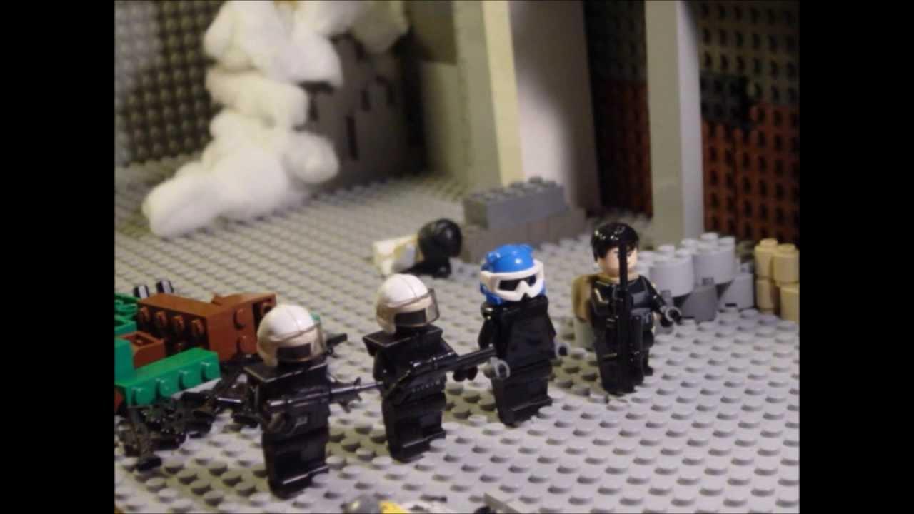 LEGO World War 3: Ambush
