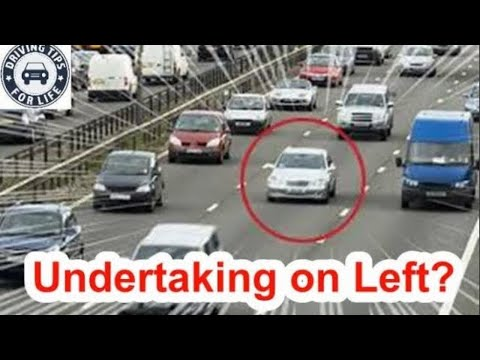 Is undertaking Allowed | DTC Driing Test UK | Driving Lesson